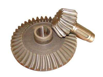 定型机螺旋齿轮